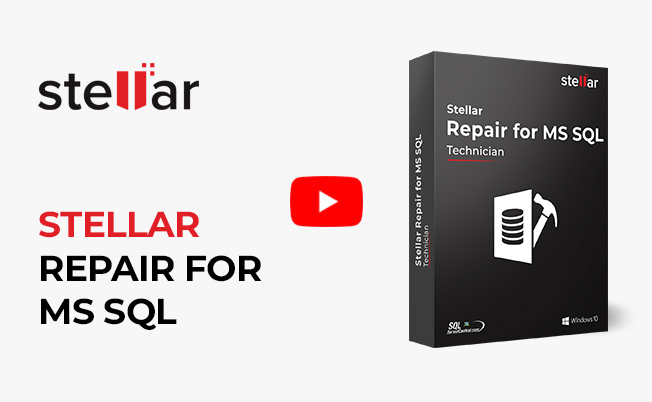 Stellar Repair for MS SQL Technician v9.0.0.1