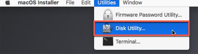 macOS utility