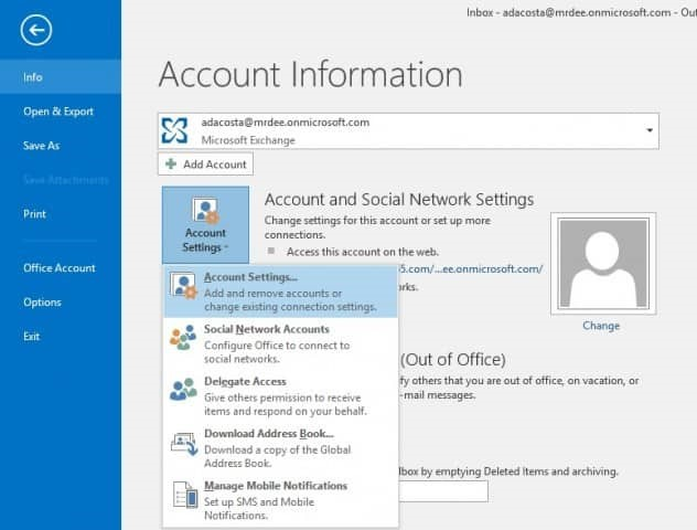 How to Add Additional Mailbox to Outlook