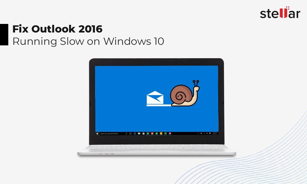 Outlook is slow