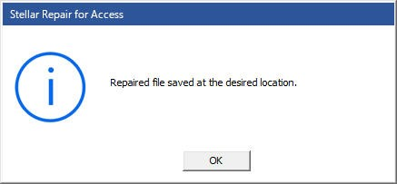 Repaired File Location