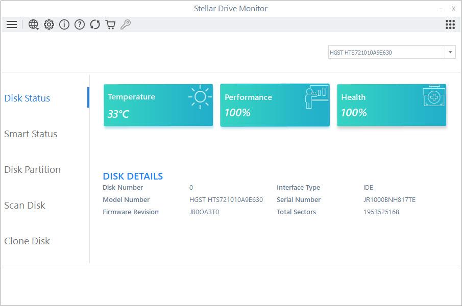 Drive Monitor