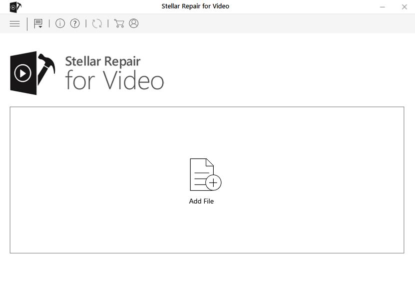 Beschädigte Videodateien hinzufügen