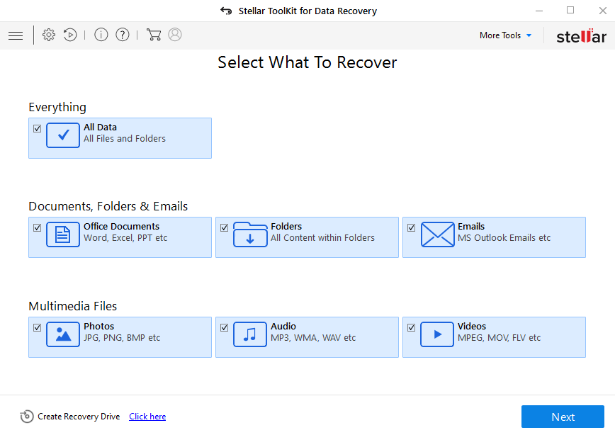 Windows 7 Stellar Phoenix Data Recovery Toolkit 7.0.0.3 full