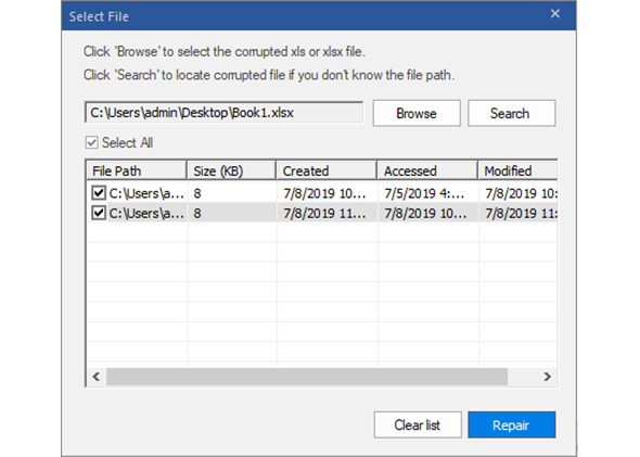 Recover Corrupted Excel File 2007, 2010 | Easy Methods