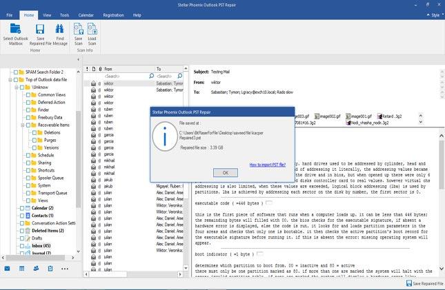 Scanpst Exe Windows 10