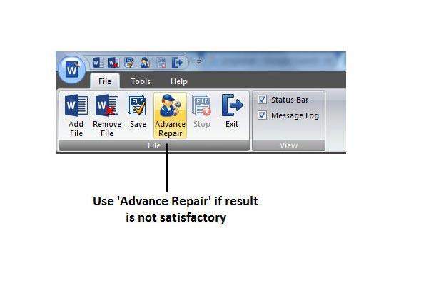 word Repair