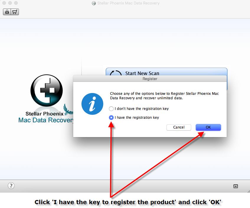 windows data recovery registration key