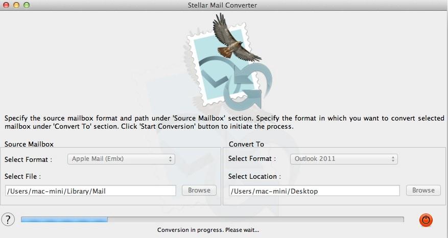 Convert your Mac emails with Stellar Mail converter | Stellar KB