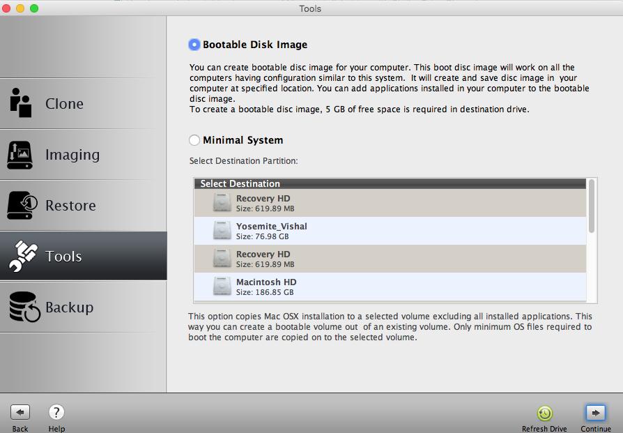 How to Create Bootable USB Media of Mac Hard Drive   Stellar KB