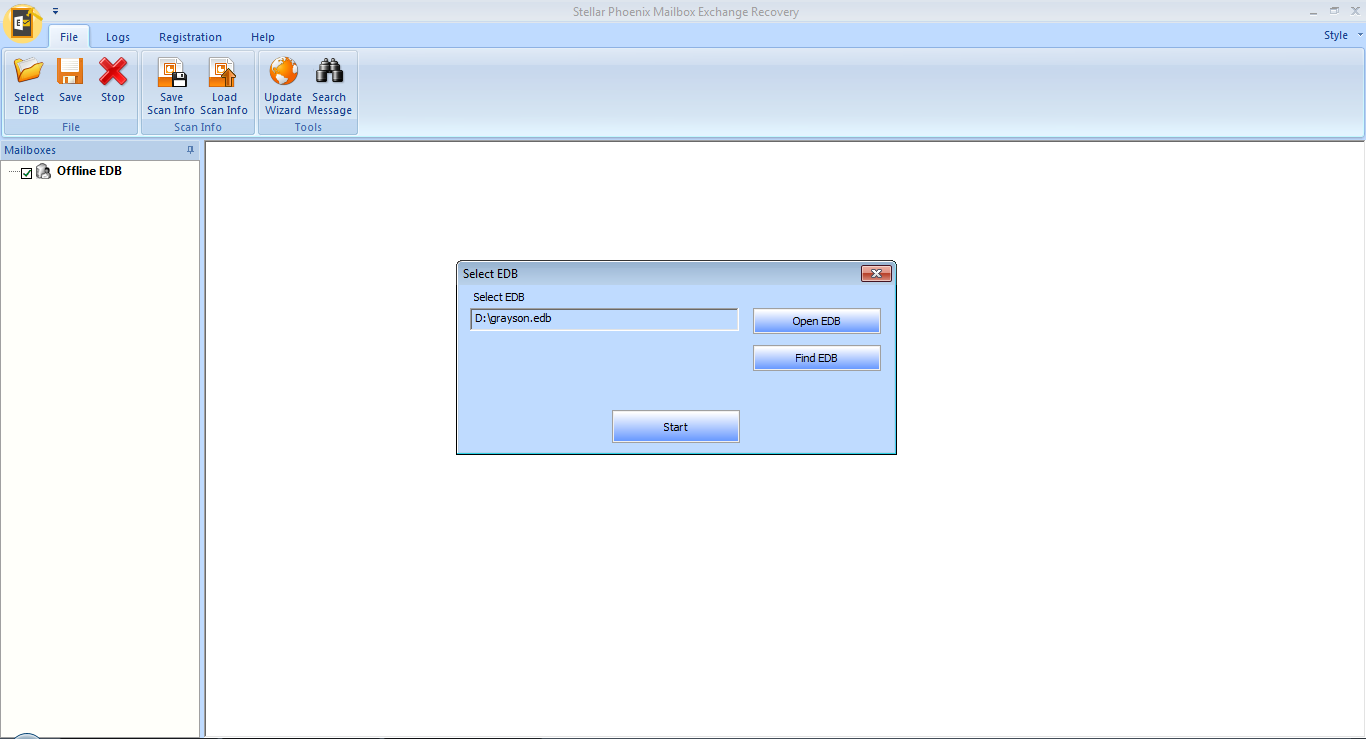 open mailbox png. Figure : Illustrates Open EDB File/Find File Option Mailbox Png