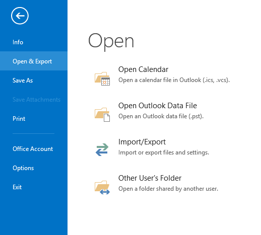 How to Import Repaired PST File into MS Outlook | Stellar KB