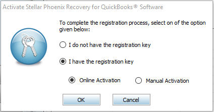 Image result for stellar phoenix recovery for quickbooks registration key