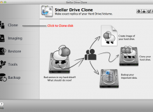 Clone Mac OS X