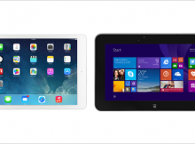 MS Office for iPad vs Windows Tablet