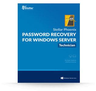 Stellar Phoenix Server Password Recovery