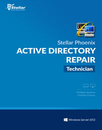 Stellar Phoenix Active Directory Repair Box