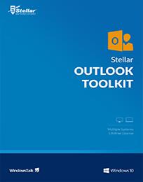 Stellar Outlook Toolkit box