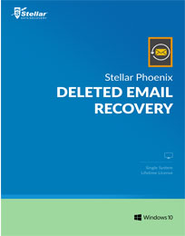 Stellar Phoenix Deleted Email Recovery