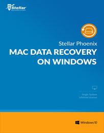 Stellar Phoenix Mac Recovery on Windows