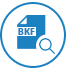 Searches Exchange Backup Files icon