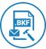 Repairs Exchange BKF & VHDX Files icon