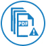 Handles All PDF Corruption Issues  icon