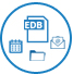 Migrate EDB to PST and Extract Mail Components icon