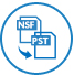 NSF to PST Conversion icon