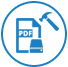 Repairs PDF files from External Storage  icon