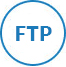 Supports varied 'FTP Client Applications'  icon