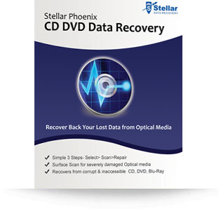 Stellar Phoenix CD DVD Data Recovery