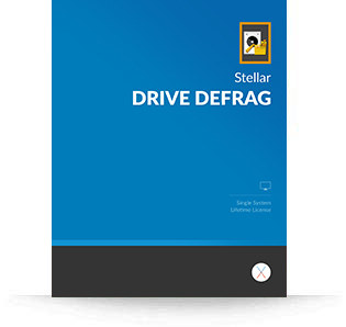 Stellar Drive Defrag