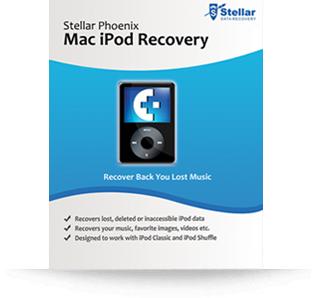 Stellar Phoenix IPod Recovery (Mac)