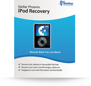 Stellar Phoenix iPod Recovery - Windows