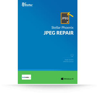Stellar Phoenix Repair for JPEG