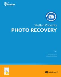 Stellar Phoenix Photo Recovery (Windows)