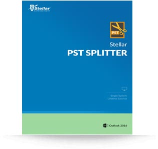 Stellar Phoenix PST File Splitter