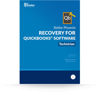 Stellar Phoenix Recovery for QuickBooks<sup>�</sup> Software