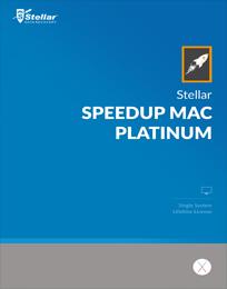 Stellar Speedup Mac Platinum Edition