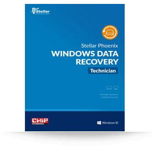 Stellar Phoenix Windows Data Recovery - Technician