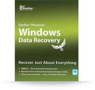 Stellar Phoenix Windows Data Recovery - screenshots