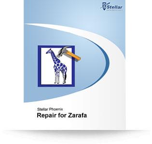 Stellar Phoenix Repair for Zarafa